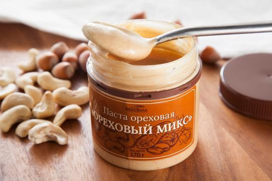 вкусвилл ореховый микс